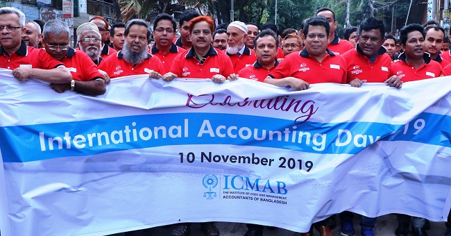 ICMAB Celebrates International Accounting Day
