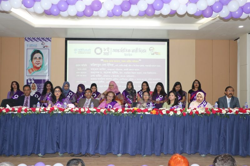 ICMAB Celebrates International Women's Day 2020