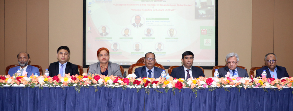 Conceptual Framework & IFRS practices in Bangladesh and Global Context