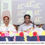 Unveiling of ICMAB's book Model Independent Cost Auditors' Report